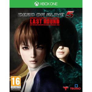 JEUX XBOX ONE Dead Or Alive 5 Last Round Jeu XBOX ONE