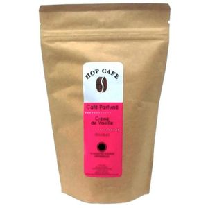 CAFÉ - CHICORÉE Café en dosette souple - Arôme crème de Vanille
