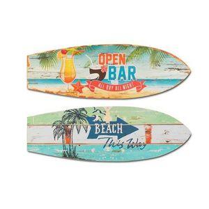 planche de surf deco achat vente planche de surf deco pas cher les soldes sur cdiscount. Black Bedroom Furniture Sets. Home Design Ideas