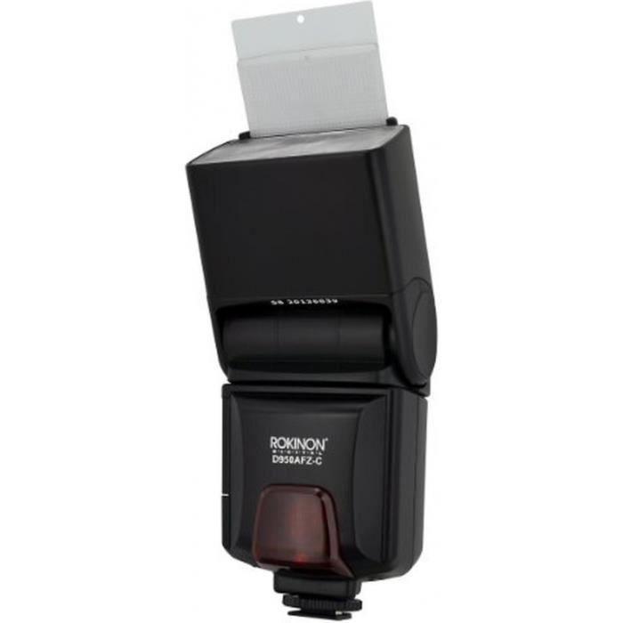 Flash num rique rokinon d950afz c pour canon achat vente flash cdiscount - Ventes flash cdiscount ...