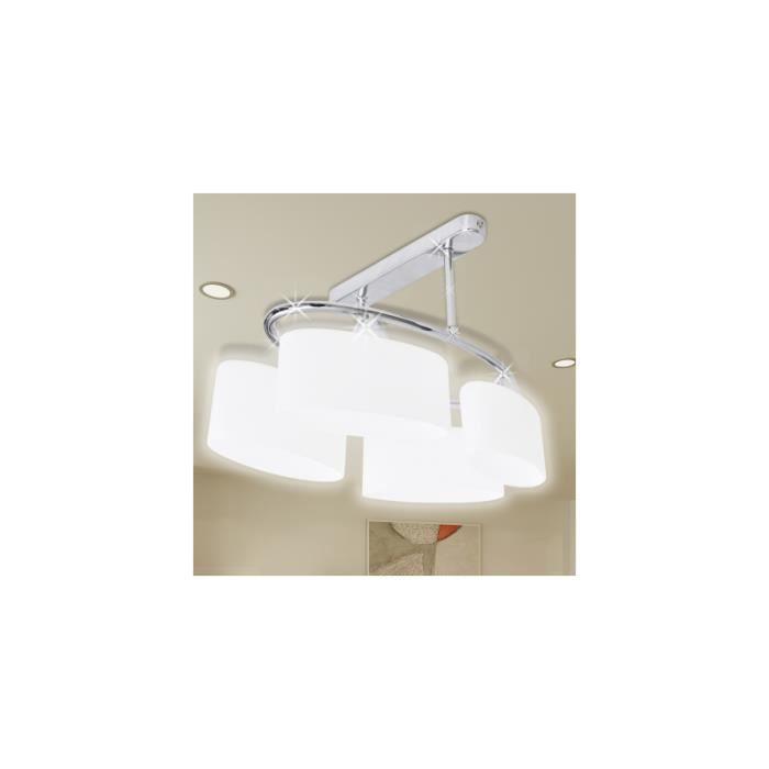 lustre lampe de plafond achat vente lustre lampe de plafond cdiscount. Black Bedroom Furniture Sets. Home Design Ideas