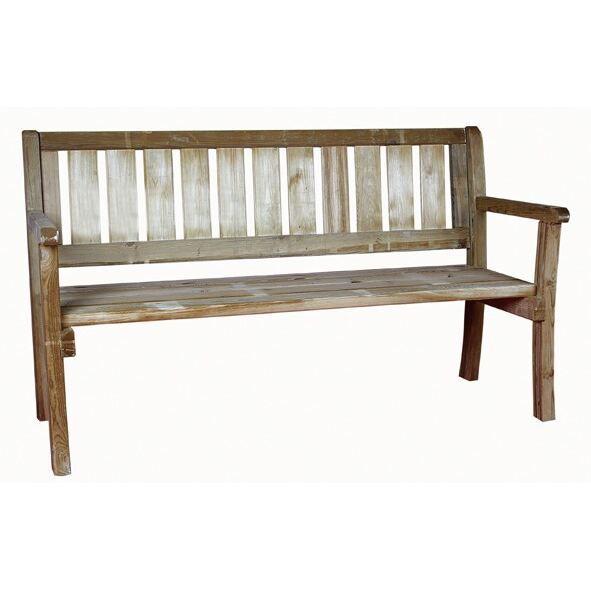 banc de jardin panama achat vente banc d 39 ext rieur banc de jardin panama cdiscount. Black Bedroom Furniture Sets. Home Design Ideas
