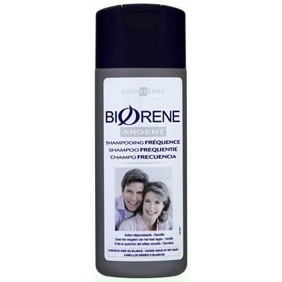 shampoing biorne shampooing djaunissant intensif cheveux g - Shampoing Colorant Gris