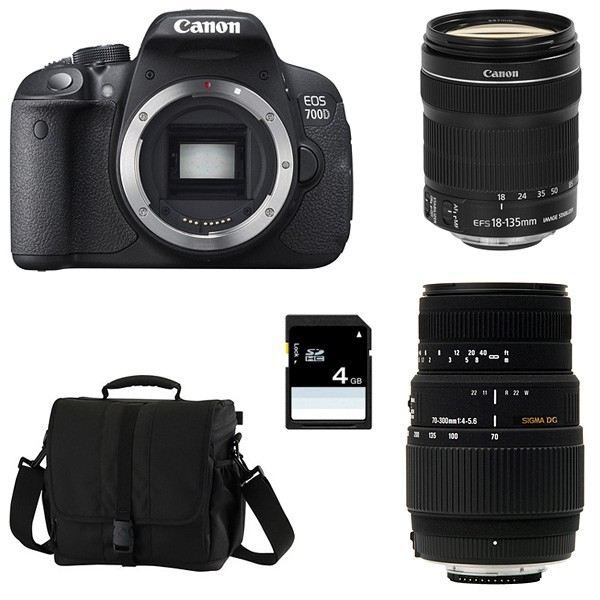 canon eos 700d objectif ef s 18 135 mm f 3 5 achat. Black Bedroom Furniture Sets. Home Design Ideas