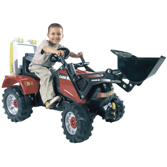 tracteur p dales case ih mxu 125 avec arceau et achat. Black Bedroom Furniture Sets. Home Design Ideas