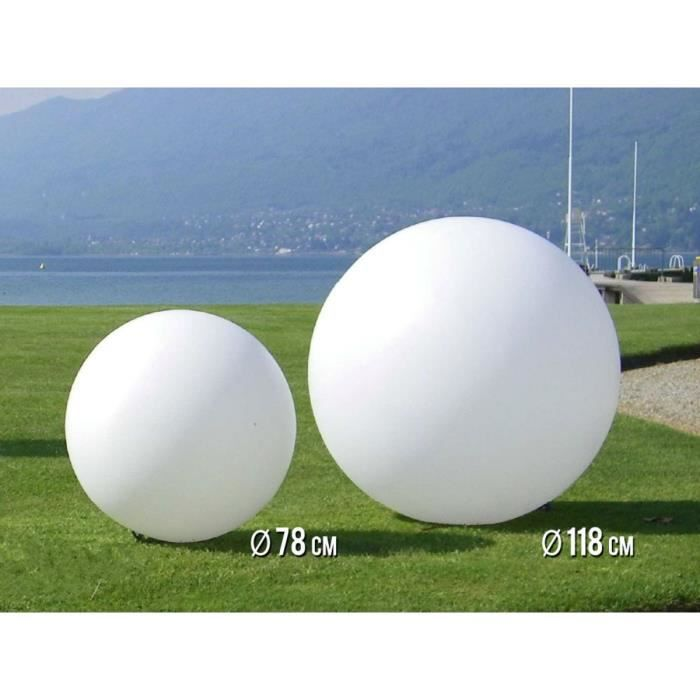 Eclairage de jardin 118 cm l 39 unit achat vente for Decoration jardin lumineuse