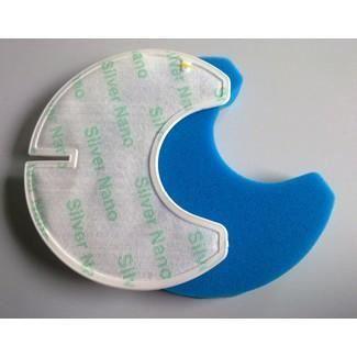 filtre croissant nu sans capot en plastique achat vente pi ce entretien sol cdiscount. Black Bedroom Furniture Sets. Home Design Ideas