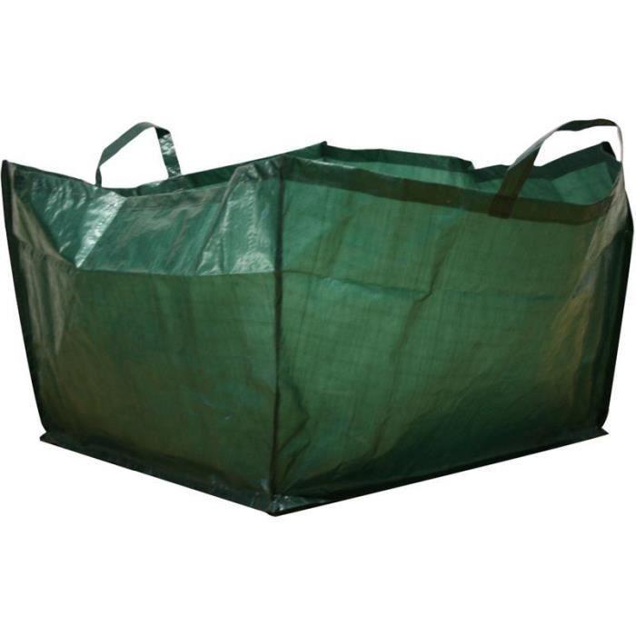 autres accessoires de jardin toolland sac  u00e0 d u00e9chets de jardin - 190 l   vente sac  u00e0