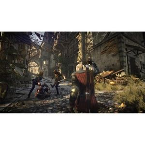 The Witcher 3 Wild Hunt Jeu PS4