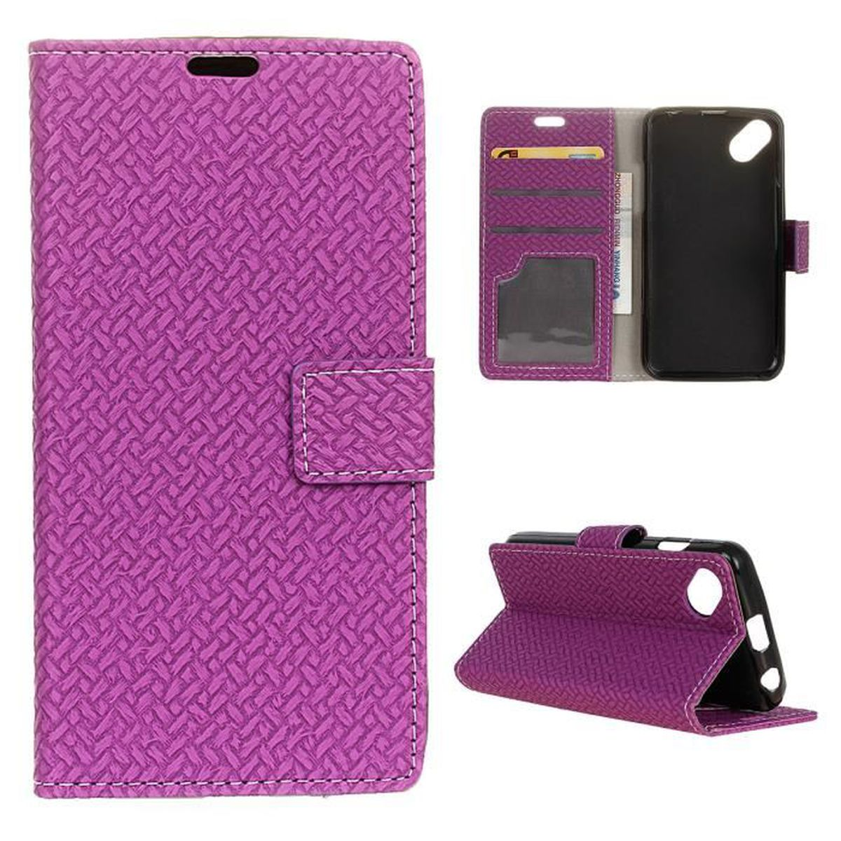 Pour wiko sunny wiko sunset 2 housse etui en cuir pu for Housse wiko sunny 2