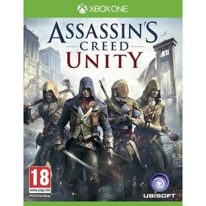 JEUX XBOX ONE Assassin's Creed Unity Xbox One