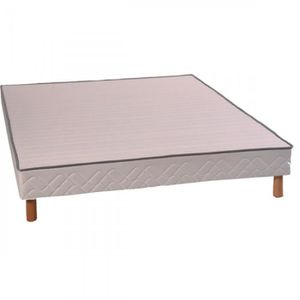 sommier 200x200 achat vente sommier 200x200 pas cher. Black Bedroom Furniture Sets. Home Design Ideas