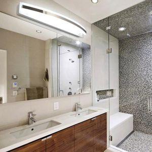 Eclairage salle de bain achat vente eclairage salle de for Lumiere led miroir