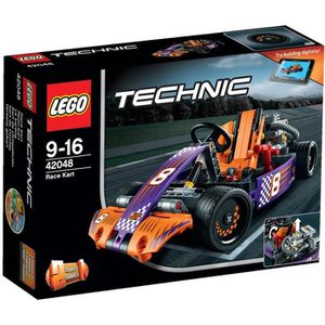 ASSEMBLAGE CONSTRUCTION LEGO® Technic 42048 Le Karting