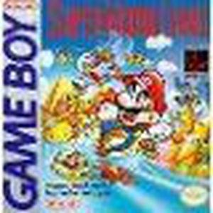 JEU CONSOLE RÉTRO Super Mario Land