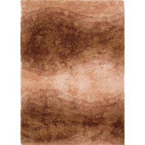 exceptional tapis poil long pas cher 6 tapis shaggy a poils long scaro beige et. Black Bedroom Furniture Sets. Home Design Ideas