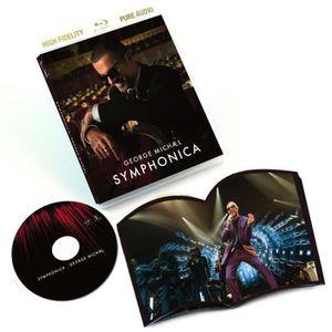 CD VARIÉTÉ INTERNAT Symphonica by George Michael (Blu-Ray)