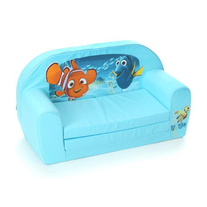 Nemo sofa achat vente fauteuil canap b b for Canape enfant 2 places