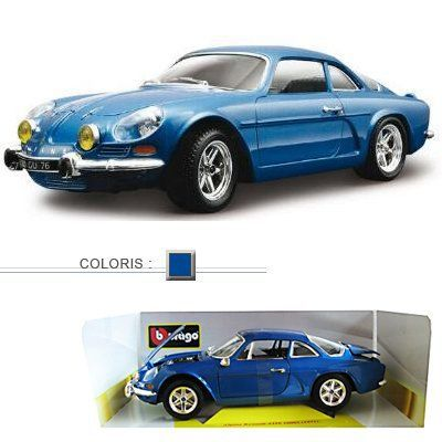 mod le r duit alpine renault a110 1600s achat vente voiture construire cdiscount. Black Bedroom Furniture Sets. Home Design Ideas