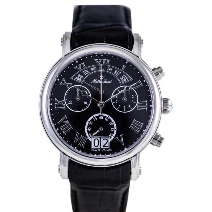cette montre homme chrono est un m lange entre le monde du sport et la tendance classic cadran. Black Bedroom Furniture Sets. Home Design Ideas