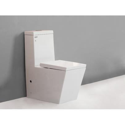 Wc pos goro avec abattant silencieux achat vente wc toilette bidet w - Abattant wc silencieux ...