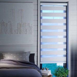 store enrouleur jour et nuit achat vente store enrouleur jour et nuit pas cher cdiscount. Black Bedroom Furniture Sets. Home Design Ideas