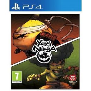 JEU PS4 Yasai Ninja (Uk Import) PS4