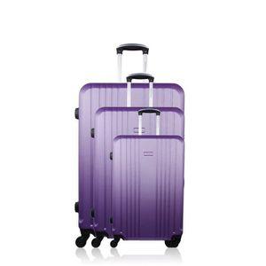 SET DE VALISES Travel EZ - Set de 3 valises ABS Chattawak - EUROP