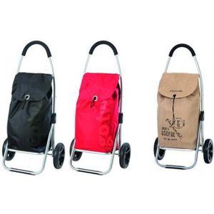 TRANSPORT MATERIEL Chariot de course Go Two Playmarket - Brun Café -