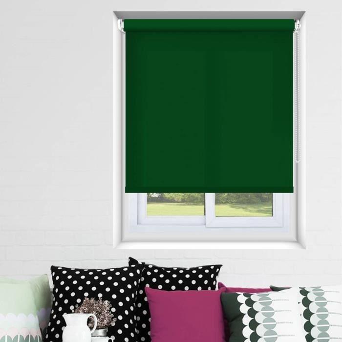 store enrouleur tamisant vert sapin achat vente store de fen tre cdiscount. Black Bedroom Furniture Sets. Home Design Ideas