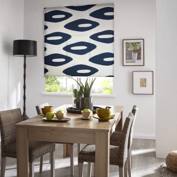 store enrouleur 120 blanc achat vente store enrouleur 120 blanc pas cher les soldes sur. Black Bedroom Furniture Sets. Home Design Ideas