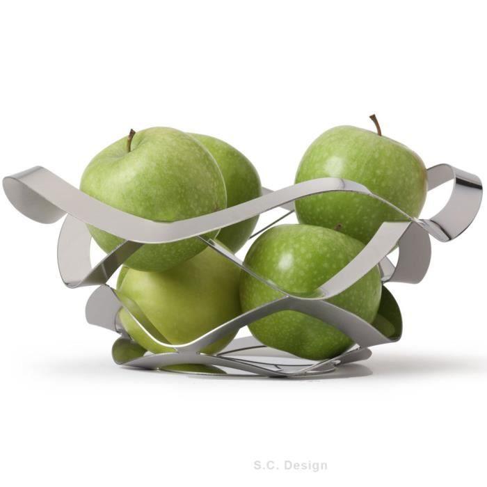 po design corbeille de fruits cotillon achat vente porte fruits coupe cdiscount. Black Bedroom Furniture Sets. Home Design Ideas