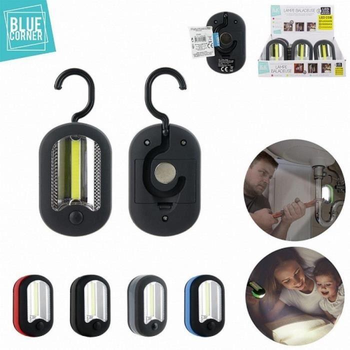 lampe led aimantee achat vente lampe led aimantee pas cher les soldes sur cdiscount. Black Bedroom Furniture Sets. Home Design Ideas