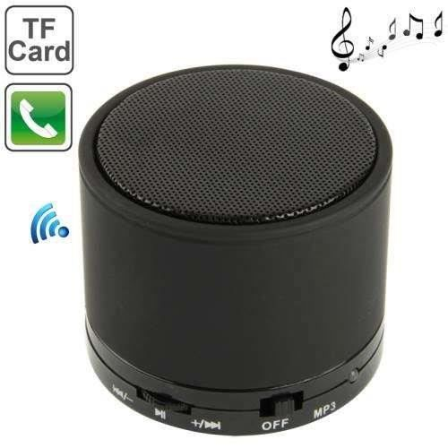 mini enceinte stereo bluetooth s10 noir ave. Black Bedroom Furniture Sets. Home Design Ideas