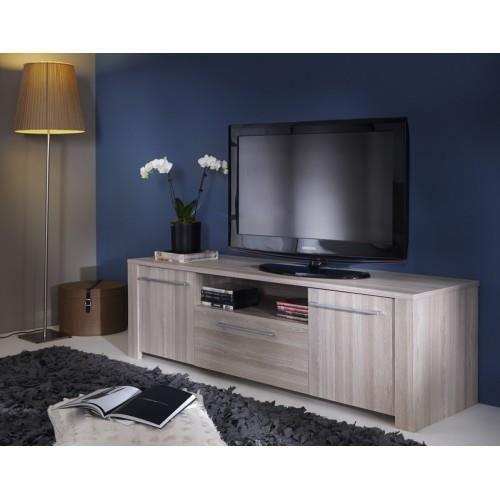 banc tv duchess 1m48 2 portes 1 tiroir achat vente meuble tv banc tv 2 portes 1 tiroir. Black Bedroom Furniture Sets. Home Design Ideas