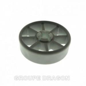 Roulette de panier inferieur x1 pour lave vaiss achat - Panier linge roulette ...