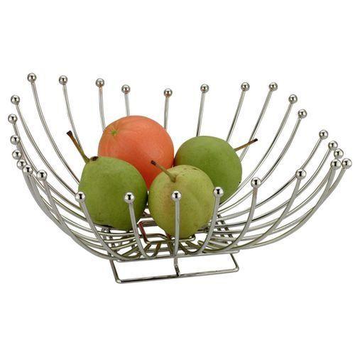 corbeille fruits carr e achat vente porte fruits coupe cdiscount. Black Bedroom Furniture Sets. Home Design Ideas