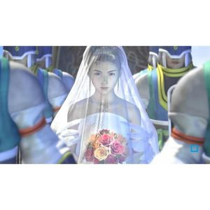 Final Fantasy X X-2 Hd Remaster Jeu PS4