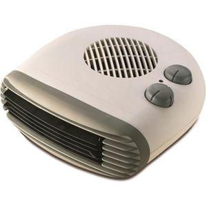 DAEWOO DHS-3004F -Radiateur soufflant-2000 W-2 puissances-Thermostat réglable-Protection surchauffe