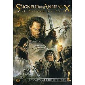 DVD FILM LE SEIGNEUR DES ANNEAUX