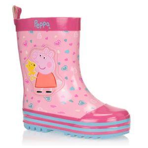 PEPPA PIG Bottes de Pluie Chaussures Bébé et Enfant Fille