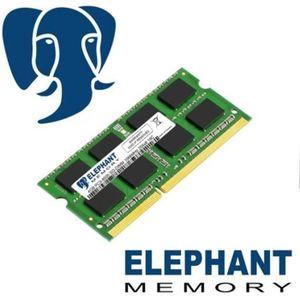 MÉMOIRE RAM Barrette Mémoire RAM Elephant Memory 4Go DDR3 PC3-