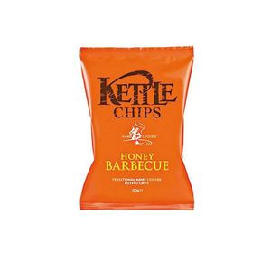 CHIPS FRESH FOOD VILLAGE Chips Kettle Barbecue Miel 150g