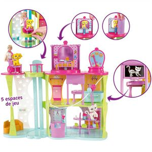 Polly Pocket Clinique des animaux