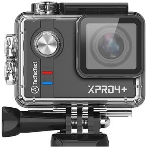 CAMÉRA SPORT TecTecTec XPRO4+ Caméra Sport 4K Camera étanche de