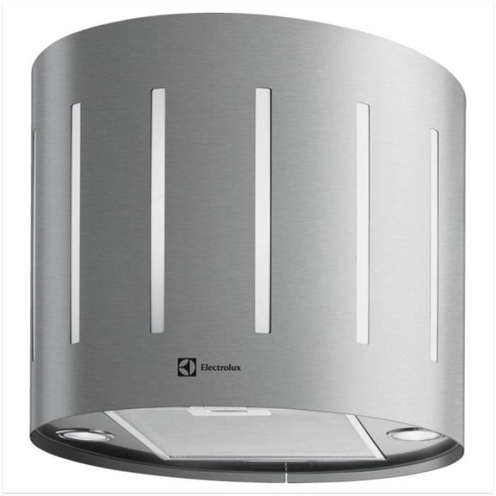 hotte d corative lot electrolux efl50555ox achat vente hotte cdiscount. Black Bedroom Furniture Sets. Home Design Ideas
