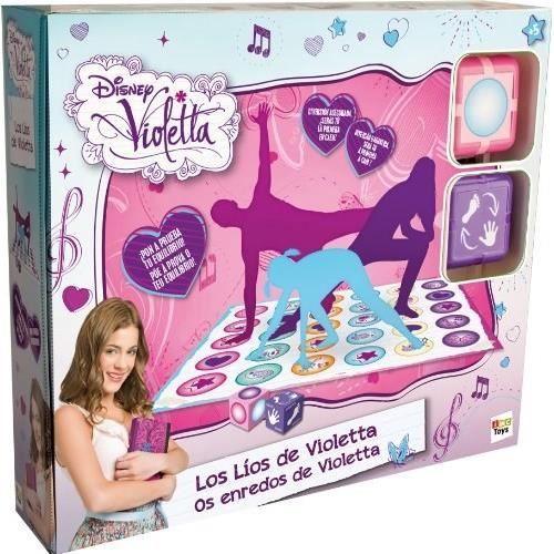 Violetta m li m lo achat vente jeu soci t plateau - Jeux de fille de violetta ...