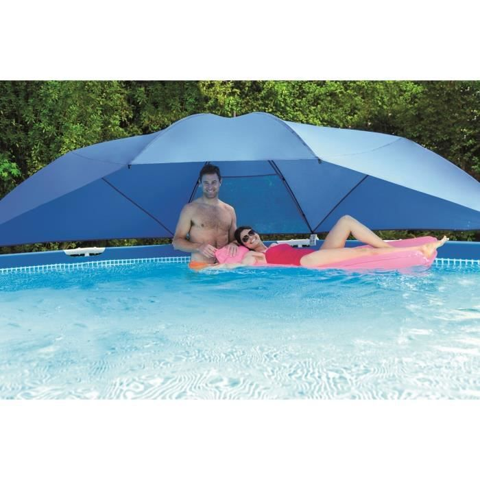 Intex ombrelle pour piscine achat vente b che for Achat piscine intex