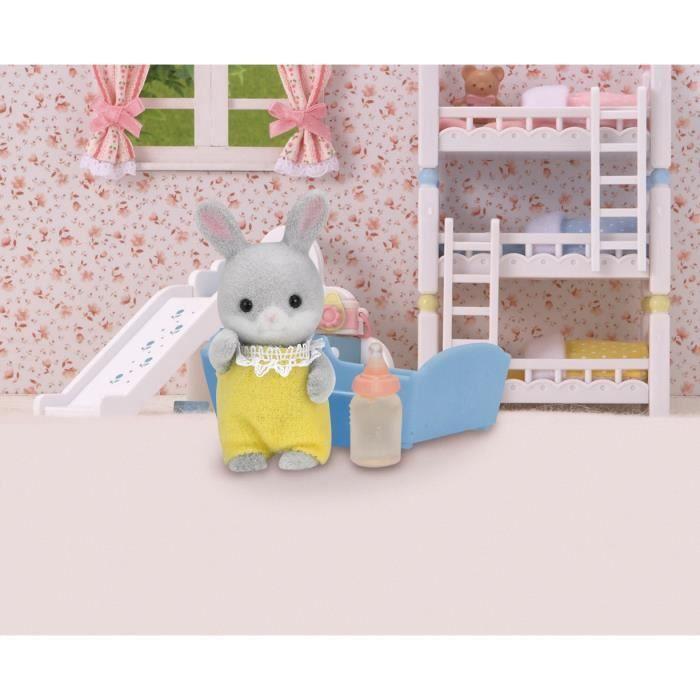sylvanian bebe achat vente jeux et jouets pas chers. Black Bedroom Furniture Sets. Home Design Ideas
