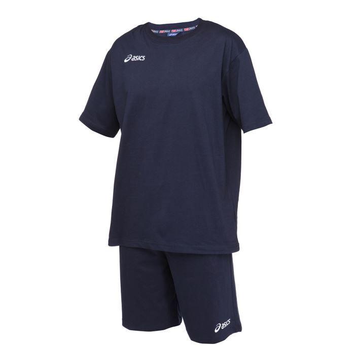 asics ensemble short t shirt homme marine achat vente ensemble tenue de sport cdiscount. Black Bedroom Furniture Sets. Home Design Ideas